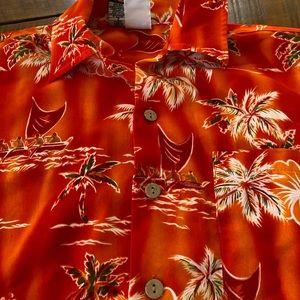Vintage Kennington LTD - Hawaiian Shirt size small
